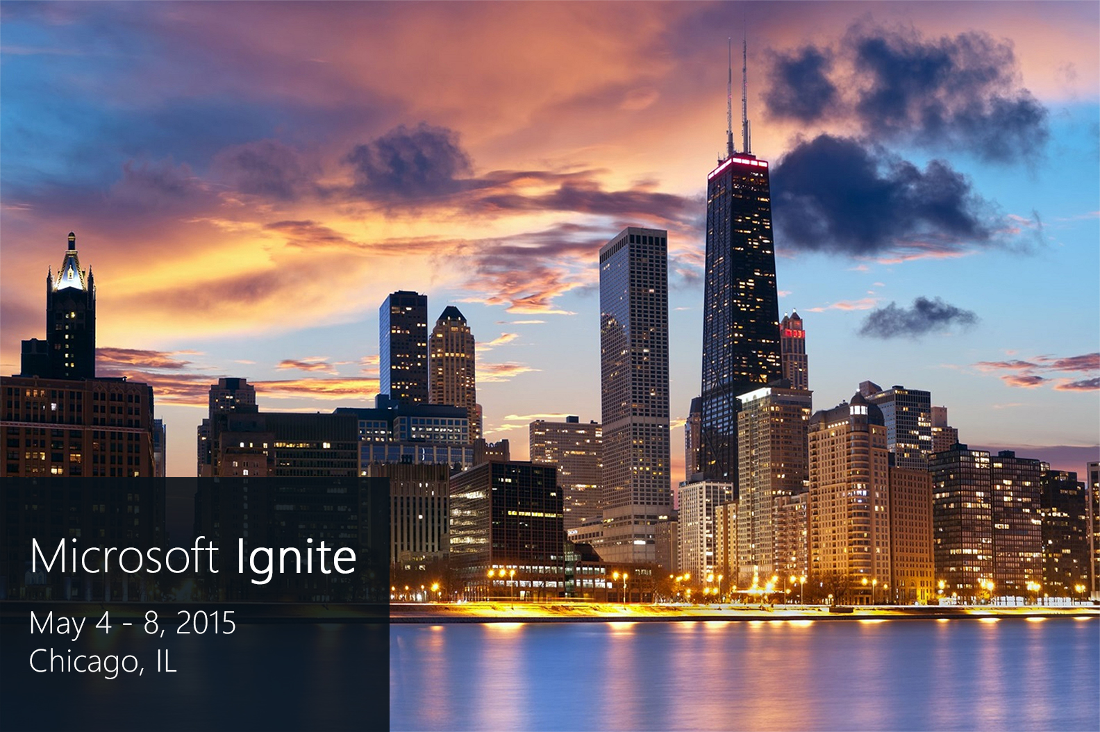 Microsoft's first-ever Ignite and SharePoint