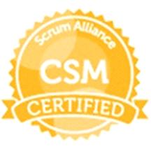 CSM - certification
