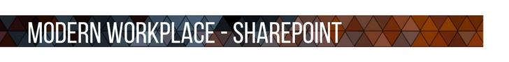 Microsoft Workplace - SharePoint