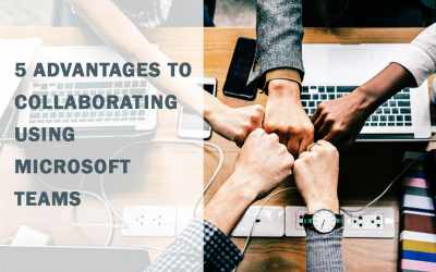 Using Microsoft Teams for Collaboration