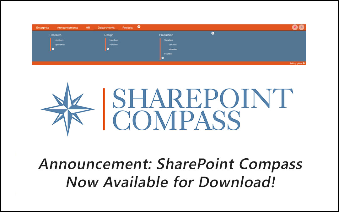 Fixing SharePoint Navigation with a 21st Century Compass
