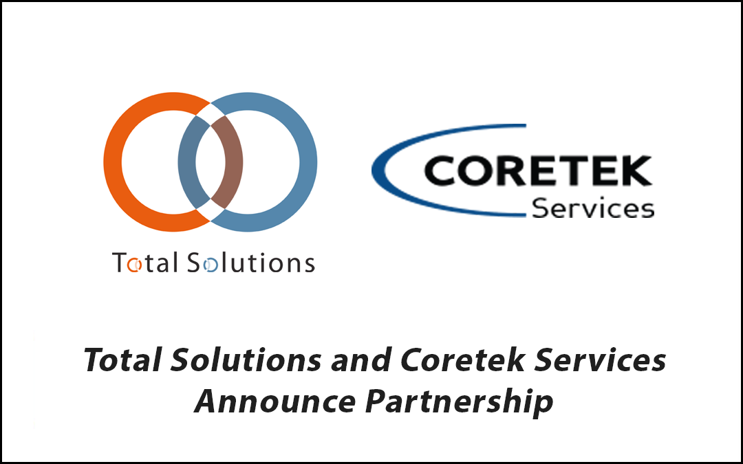 Total Solutions Partners with Coretek Services