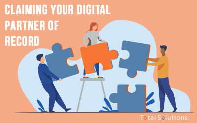 Claiming your Digital Partner of Record